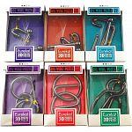 Big Wire 3D Puzzles - #19 - 24 - Set of 6 puzzles