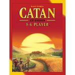 Catan: 5-6 Player Extension (5th Edition) image