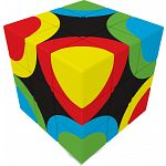V-CUBE 3 Flat (3x3x3): Circles United image
