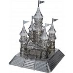 3D Crystal Puzzle Deluxe - Castle (Black) image