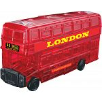 3D Crystal Puzzle - London Bus