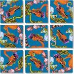 Scramble Squares - Seahorses image