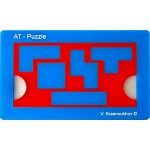 Antislide-Tetramino Puzzle