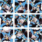 Scramble Squares - Puffins