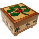 Claddaugh Puzzle Box image