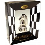 Silver Color Chess Piece - Knight