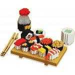 3D Pixel Puzzle - Sushi