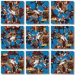 Scramble Squares - American Revolution
