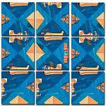 Scramble Squares - Ancient Eqypt