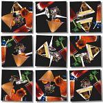 Scramble Squares - Cocktails