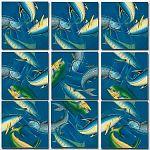 Scramble Squares - Deep Sea Fish