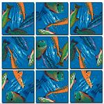 Scramble Squares - Freshwater Fish