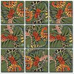 Scramble Squares - Lizards