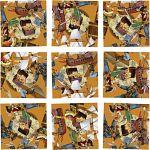 Scramble Squares - Pirates