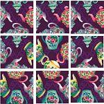 Scramble Squares - Teapots