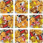 Scramble Squares - Teddy Bears