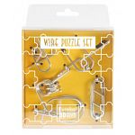 Wire Puzzle Set Yellow