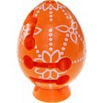 Smart Egg Labyrinth Puzzle - Easter Orange