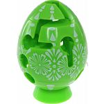 Smart Egg Labyrinth Puzzle - Easter Green