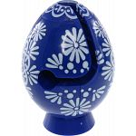 Smart Egg Labyrinth Puzzle - Easter Blue