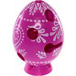 Smart Egg Labyrinth Puzzle - Easter Purple
