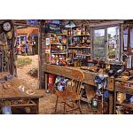 Dad's Shed - Large Piece Format image