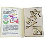 Puzzle Booklet - Tria-Squa-Hexa image