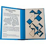 Puzzle Booklet - Greek to Latin Cross image