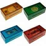 Group Special - a set of 4 Secret Opening Boxes - Engraved image