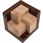Open Crochet Cube