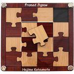 Framed Jigsaw image