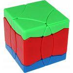BaiNiaoChaoFeng Cube (Blue-Red-Green) - Stickerless image
