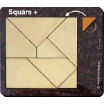 Square + - Krasnoukhov's Amazing Packing Problems image