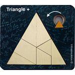 Triangle + - Krasnoukhov's Amazing Packing Problems image