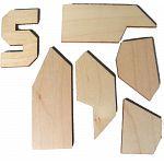 Letter S Puzzle image