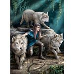 The Power of Three - Anne Stokes image