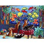 Kittens Fishing image