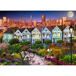 Painted Ladies of San Fransisco image