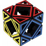 Hollow Skewb Cube image