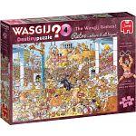 Wasgij Destiny Retro #4: The Wasgij Games! image