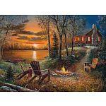 Fireside - Large Piece image