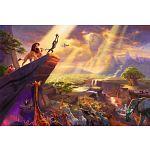 Thomas Kinkade: Disney - Lion King - Large Piece image