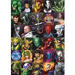 Marvel Villains Collage image