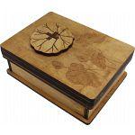 Lotus Box - Wooden Puzzle Box