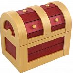 Treasure Chest Puzzle Box image
