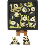 Pandas - Wooden Packing Puzzle