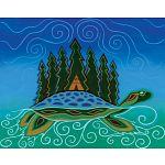 Turtle Island - Large Piece