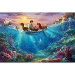 Thomas Kinkade: Disney - Falling in Love image