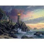Thomas Kinkade: Inspirations - Rock of Salvation - Large Piece image