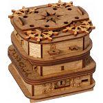 Cluebox: Davy Jones' Locker - 60 minute Escape Room in a box image